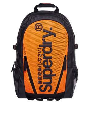 SUPERDRY D5 MESH TARP BACKPACK ΤΣΑΝΤΑ ΑΝΔΡΙΚΗ M91022DQ-13A
