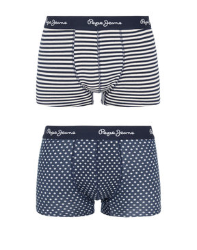 PEPE JEANS AUDLEY 2PACK TRUNK ΕΣΩΡΟΥΧA ΑΝΔΡΙΚA F3460-597