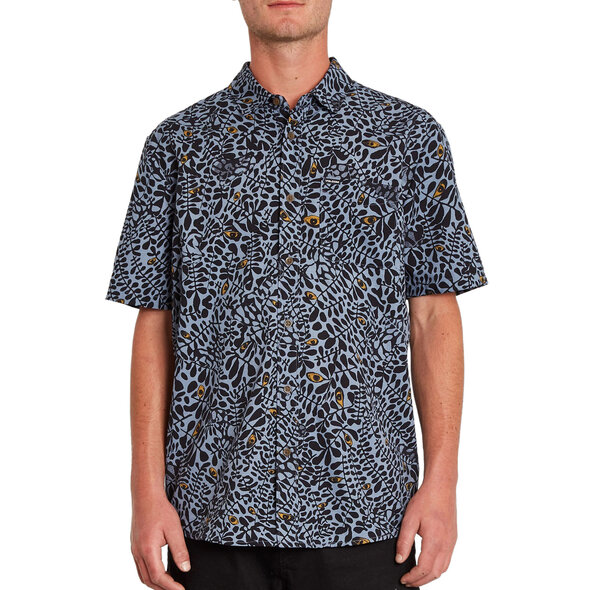 VOLCOM 'STRIVER' ALL OVER PRINT ΠΟΥΚΑΜΙΣΟ ΑΝΔΡIKO A0412105-CHB