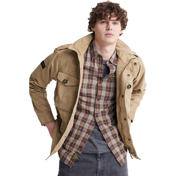 SUPERDRY 'FIELD' JACKET ΑΝΔΡIKO M5010008A-L3L