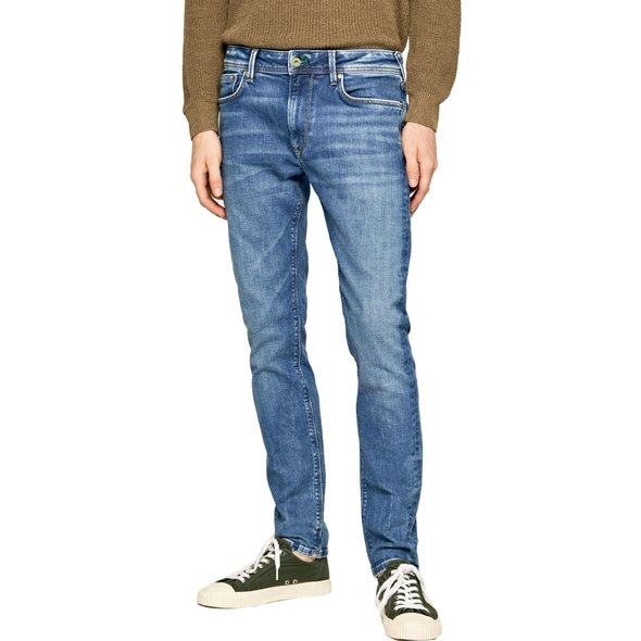 PEPE JEANS 'STANLEY' TAPER FIT JEAN ΠΑΝΤΕΛΟΝΙ ΑΝΔΡIKO PM201705WG04-000