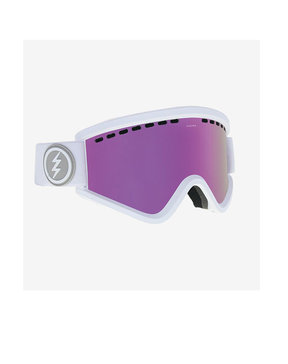 ELECTRIC EGV MATTE WHITE GOGGLES ΑΝΔΡΙΚΑ EG1318103-BRPC