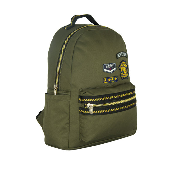 SUPERDRY ADULTS PATCHED MIDI BACKPACK ΤΣΑΝΤΑ ΓΥΝΑΙΚΕΙΑ G91014JP-03O ... 8a58f456323