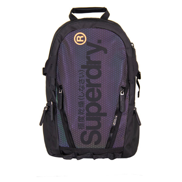 SUPERDRY IRRIDESCENT HONEY TARP BACKPACK ΤΣΑΝΤΑ ΑΝΔΡIKH M9100041A-7SI