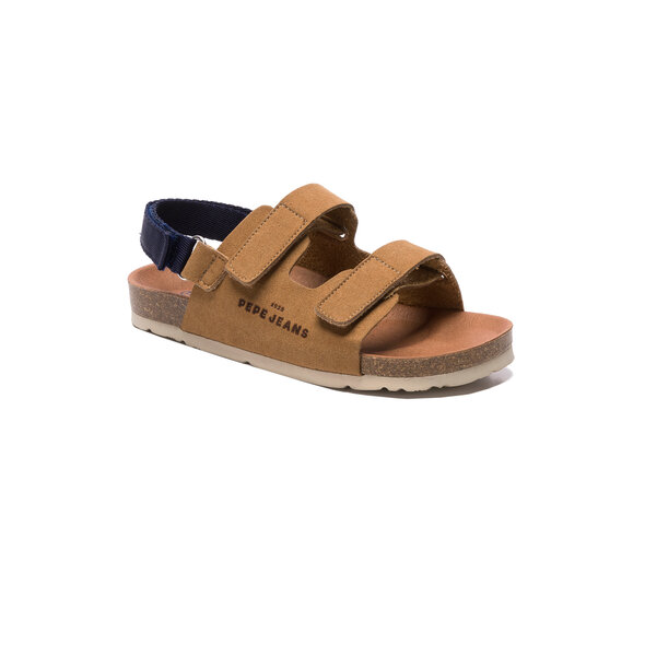 PEPE JEANS BIO VELCRO ΠΑΙΔΙΚΟ ΣΑΝΔΑΛΙ ΑΓΟΡΙ PBS90038-859