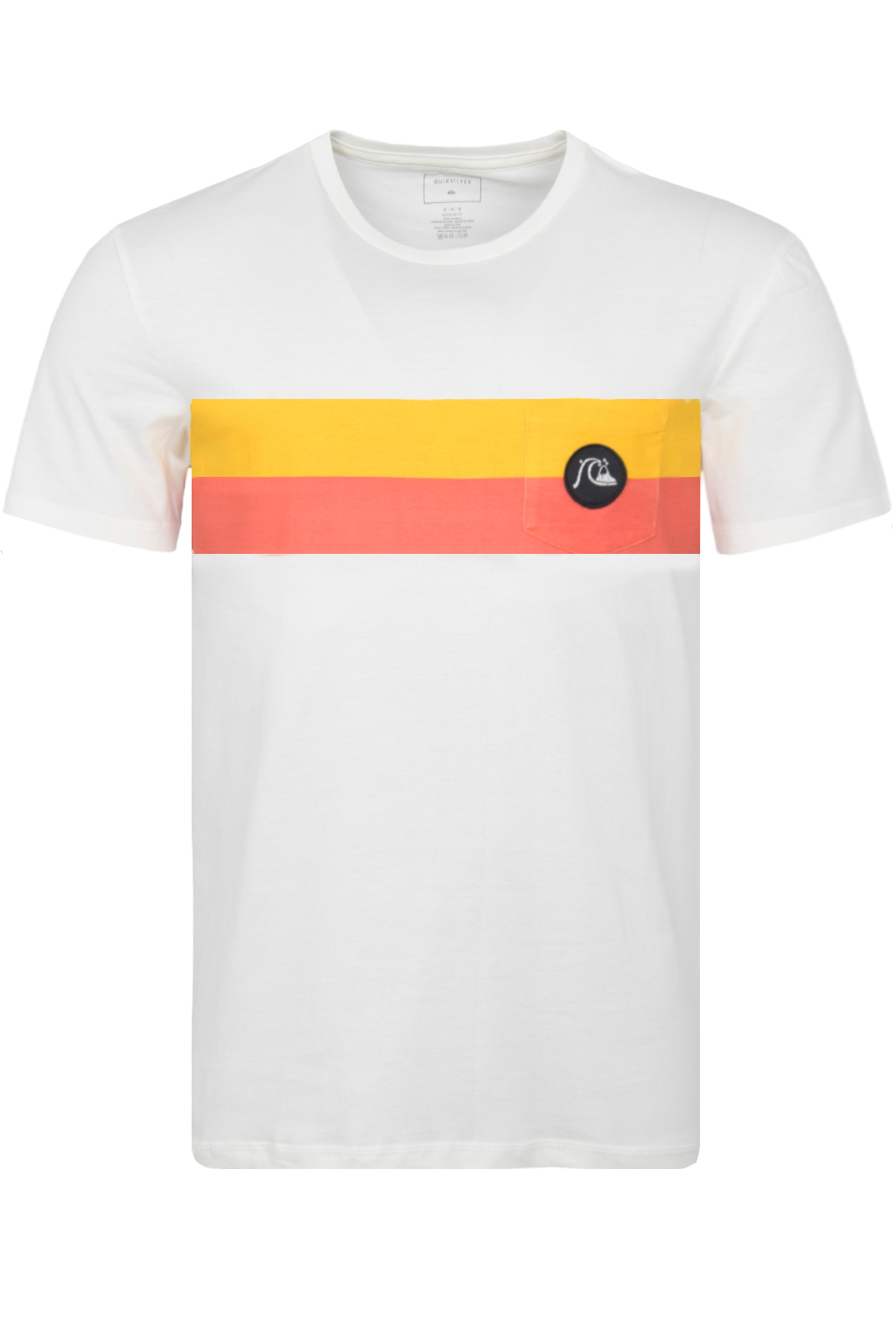 62130507139d QUIKSILVER SEASON STRIPE POCKET ΜΠΛΟΥΖΑ ΑΝΔΡΙΚΗ EQYZT0522-WBY0 ...