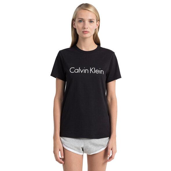 CALVIN KLEIN COTTON SLEEPWEAR ΜΠΛΟΥΖΑ ΓΥΝΑΙΚΕΙΑ CK0QS6105E-001