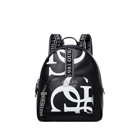 GUESS 'HAIDEE' 4G LOGO PRINT BACKPACK ΤΣΑΝΤΑ ΓΥΝΑΙΚΕΙΑ HWGG7586330-BLA