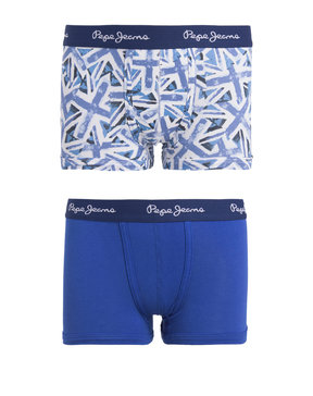 PEPE JEANS TRUNK RIVER ΕΣΩΡΟΥΧΑ ΠΑΙΔΙΚΑ F8335-BLUE UNION JACK
