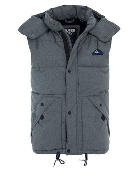 SUPERDRY NEW ACADEMY GILET ΓΙΛΕΚΟ ΑΝΔΡΙΚΟ M50004CR-07Q