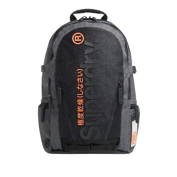 SUPERDRY DOUBLE MARL TARP RUCKSACK ΤΣΑΝΤΑ ΑΝΔΡΙΚΗ M9100010A-70Q